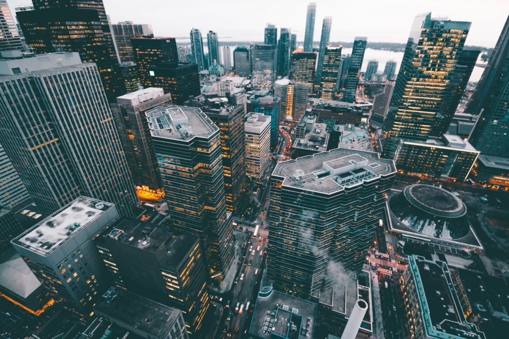 IoT Crise urbanisation